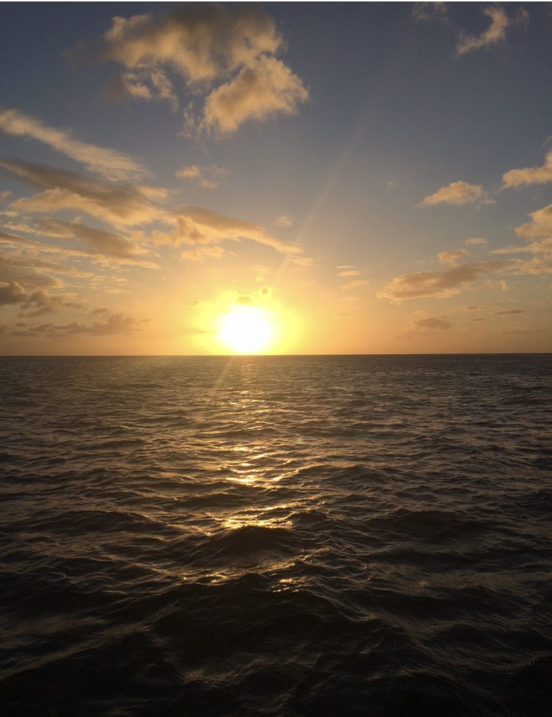 magical-sunset-over-waikiki-eco-tourism-sail-boat-whale-watching
