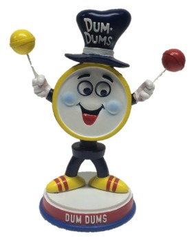 Dum Dums Bobblehead No Background