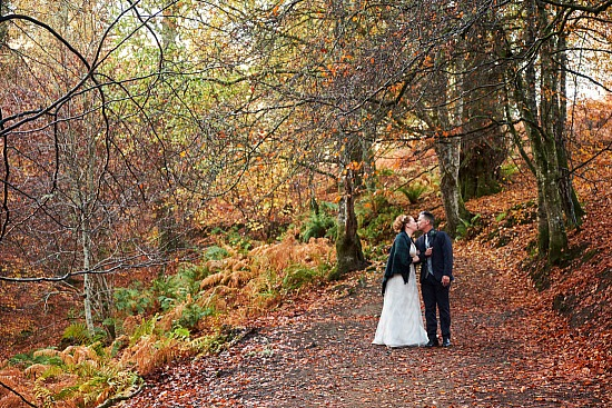 Armando and Lisa | Elopement at Birks of Aberfeldy & Doune Castle
