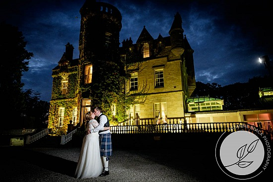 Matthew and Laura | Wedding at Carlowrie Castle