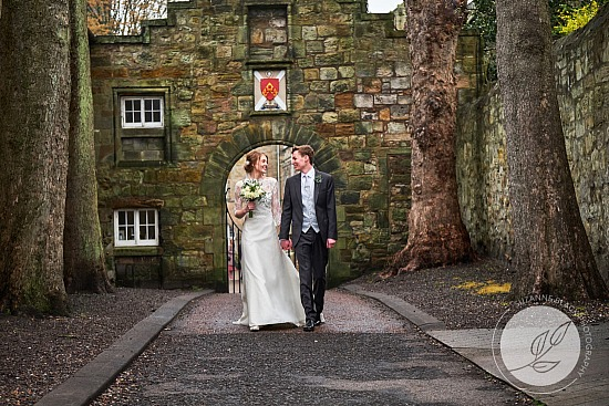 Tim and Lydia | Wedding at St Leonard's Chapel & Holy Trinity Hall, St Andrews