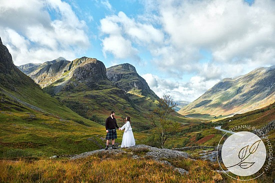 Thais and Marcello | Post Wedding Shoot in Glencoe