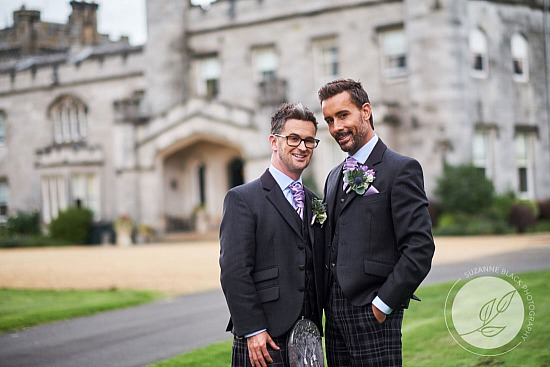 Steven and Kieran | Wedding at Dundas Castle