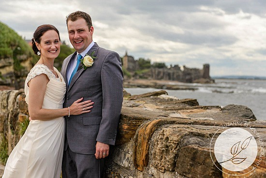 Tim and Catherine | Elopement in St Andrews