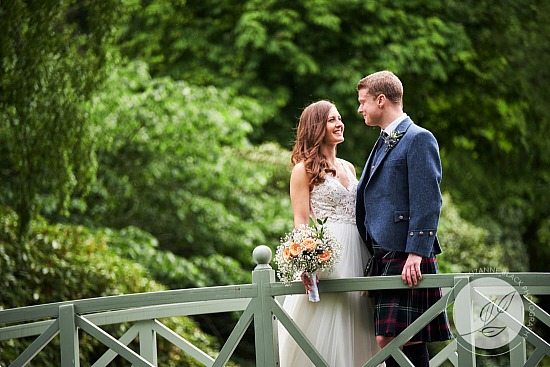Richard and Anna | Wedding at Glencorse House