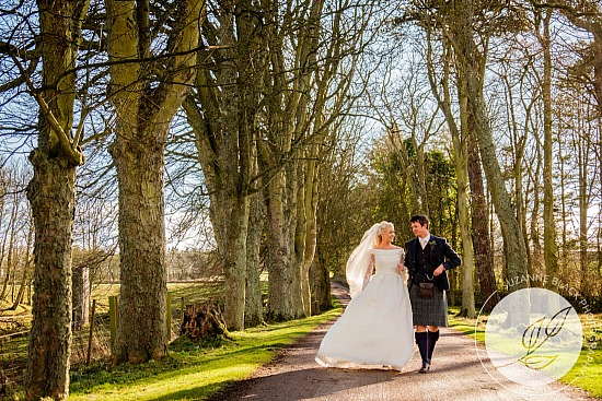 Jamie and Annie | Wedding at Kinkell Byre