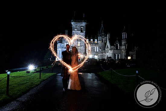 Stuart and Natasha | Wedding at Kinnettles Castle