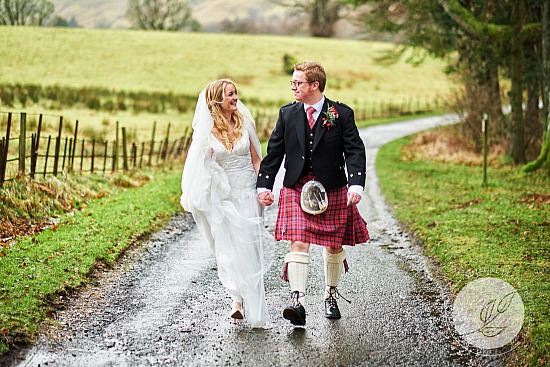 Pharic and Claire | Wedding at Culcreuch Castle