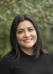 Portrait - Karina Gallardo, WSU Economics, 10/2020.