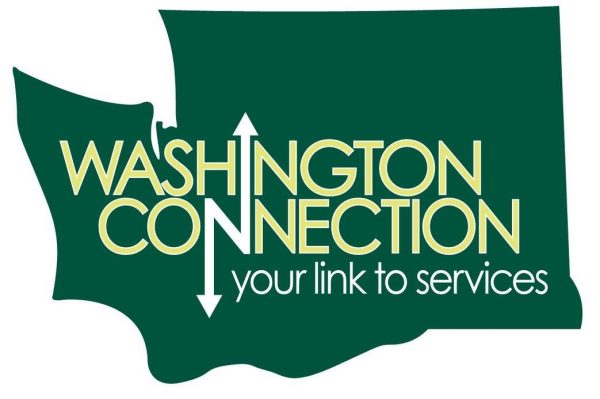 Washington Connection - your link to services logo