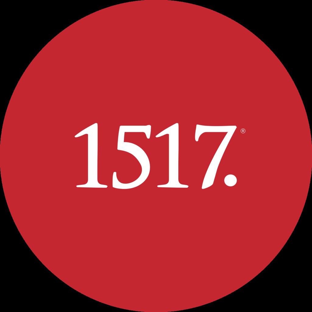 1517 logo red