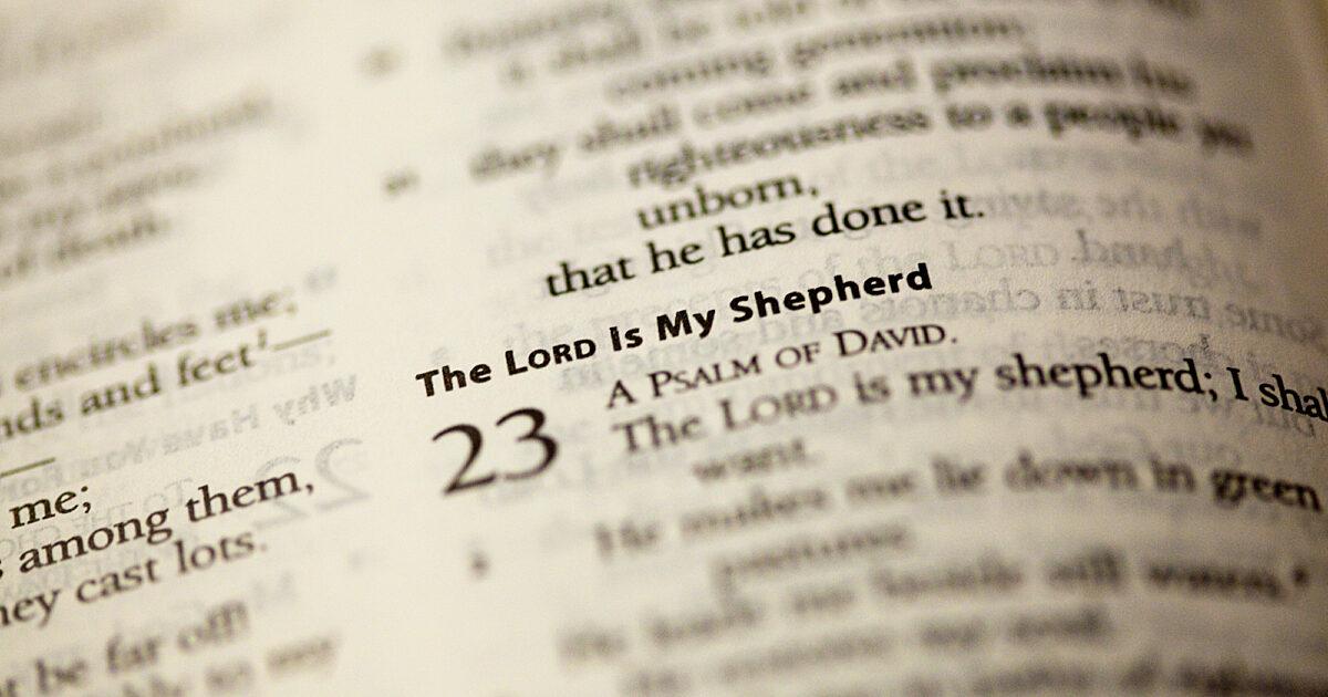 Three Hidden Hebrew Treasures in Psalm 23 | 1517
