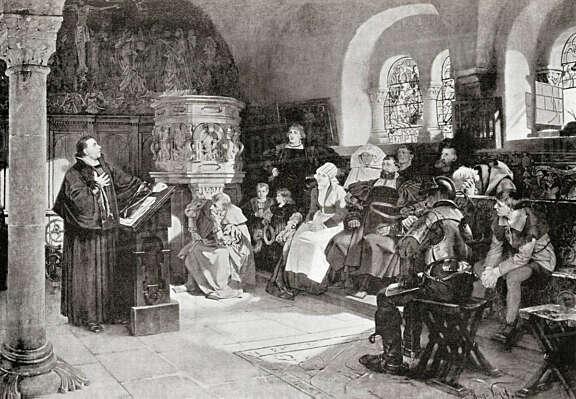 Catechetical Preaching   1517