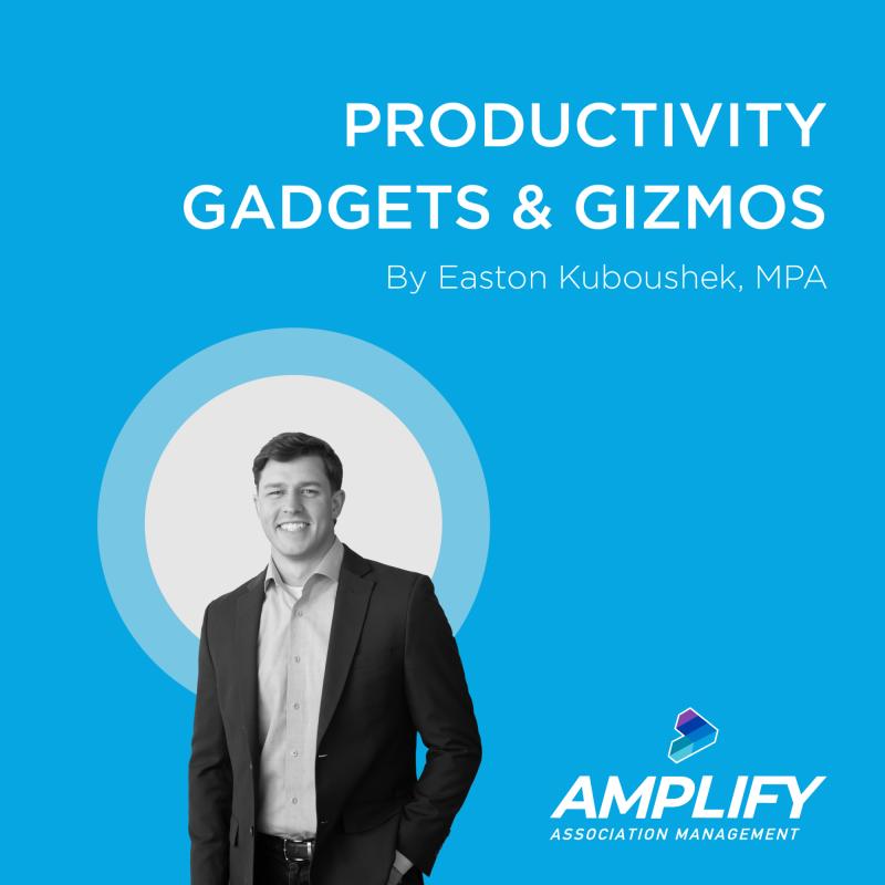 Productivity Gadgets & Gizmos