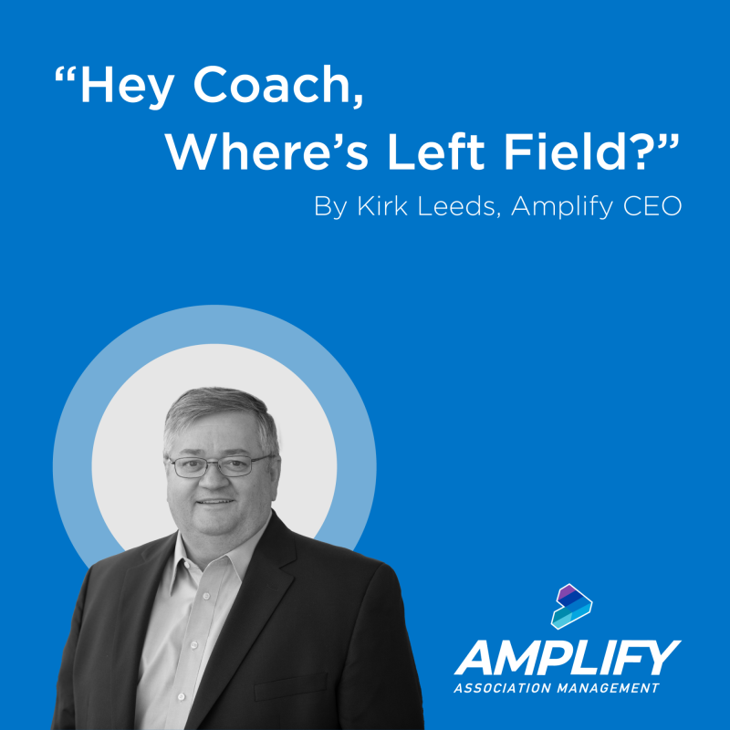 """Hey Coach, Where's Left Field?"""
