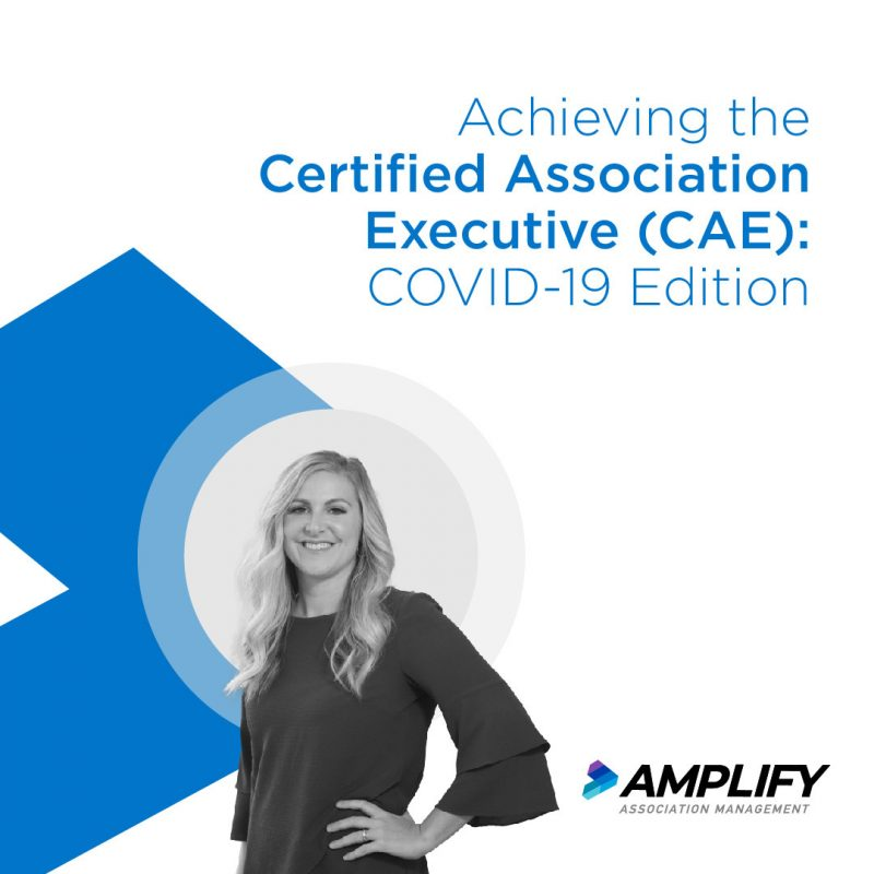 Achieving the CAE: Covid-19 Edition