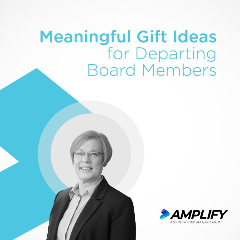 Meaningful Gift Ideas for Departing Board Members