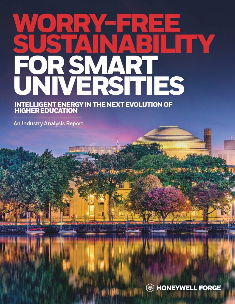 Worry-Free Sustainability for Smart Universities