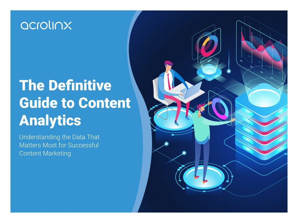 The Definitive Guide to Content Analytics