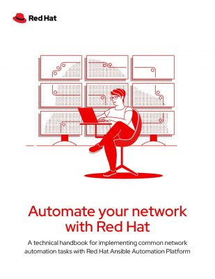 Automate your network with Red Hat