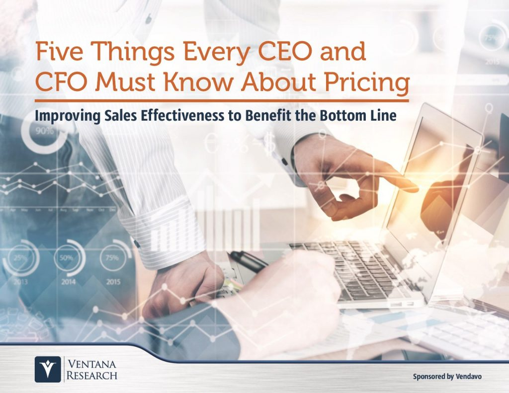 5 Things Every CEO and CFO Should Know About Pricing
