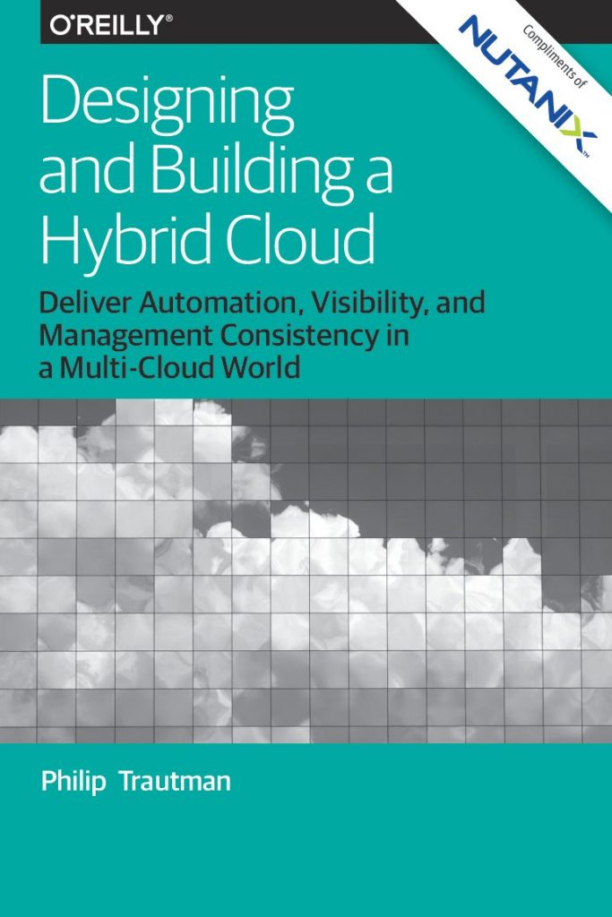 O'Reilly Designing and Building a Hybrid Cloud