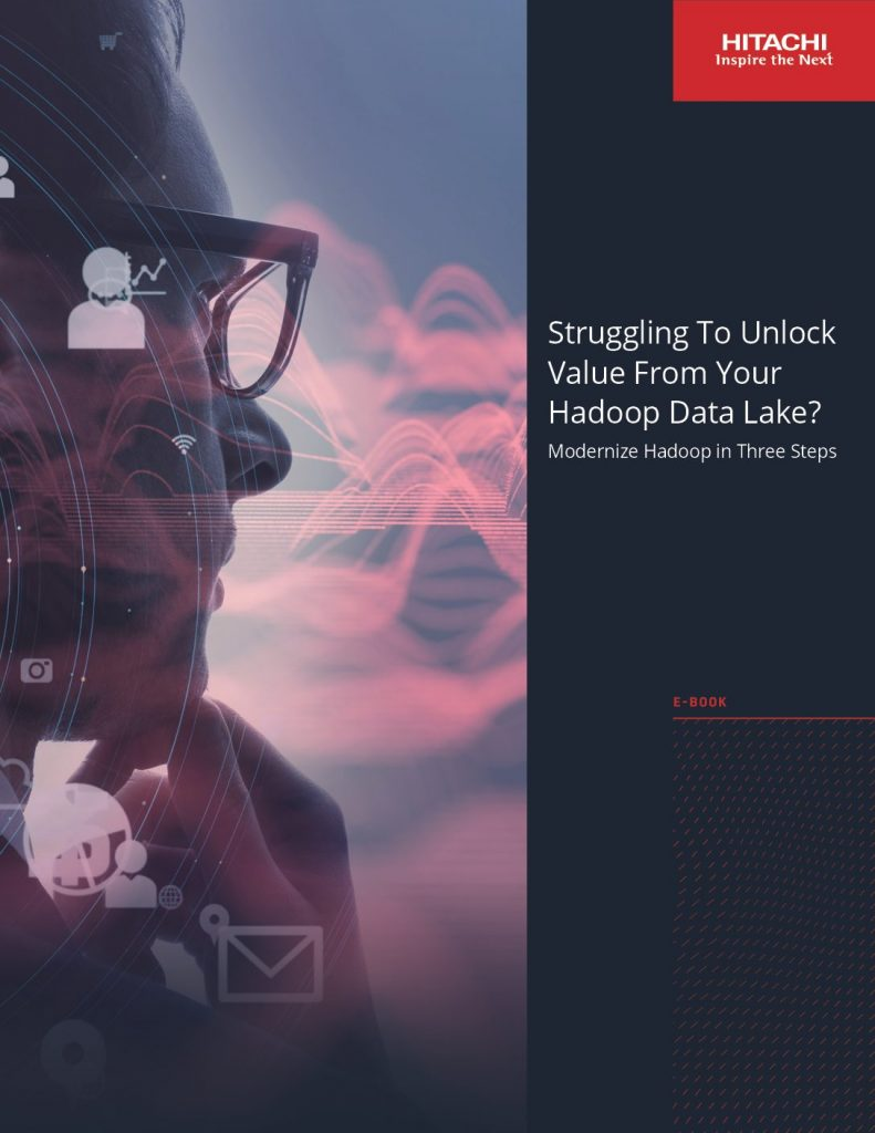 How to Modernize Hadoop in Three Steps