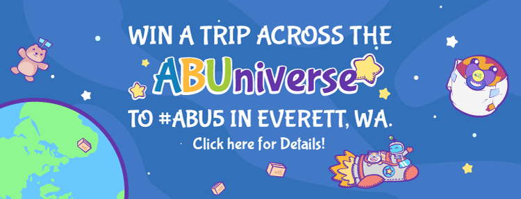 ABU5 Travel Raffle Email Banner