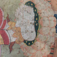 Thai Scroll Painting #2 picture number 8