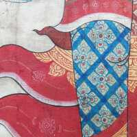Thai Scroll Painting #2 picture number 159