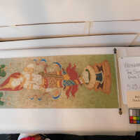 Thai Scroll Painting #2