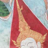 Thai Scroll Painting #2 picture number 163