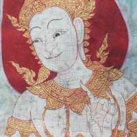 Thai Scroll Painting #2 picture number 164
