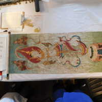 Thai scroll painting #1 picture number 208