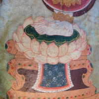 Thai scroll painting #1 picture number 177