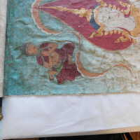 Thai scroll painting #1 picture number 178
