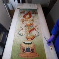Thai scroll painting #1 picture number 295