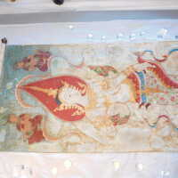 Thai scroll painting #1 picture number 109