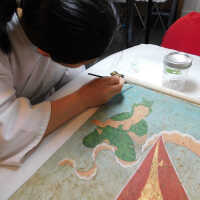 Thai Scroll Painting #2 picture number 20