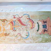 Thai scroll painting #1 picture number 110