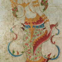 Thai scroll painting #1 picture number 316