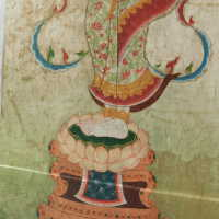 Thai scroll painting #1 picture number 317