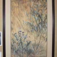 #7 - Grass and Thistles