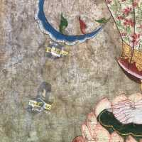 Thai scroll painting #1 picture number 32