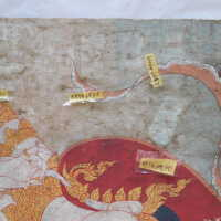 Thai scroll painting #1 picture number 84