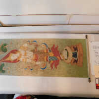Thai Scroll Painting #2 picture number 2