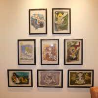 Ganesh Watercolor Series