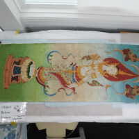 Thai scroll painting #1 picture number 329