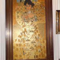 """""""Adele Bloche-Bauer I"""" after Klimt"""