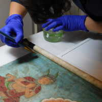 Thai scroll painting #1 picture number 288